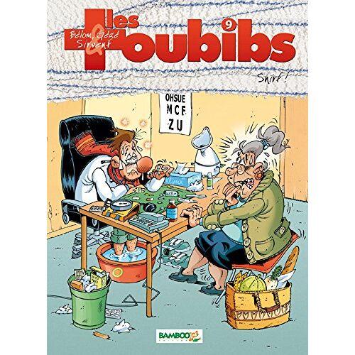 Bélom - Les Toubibs, Tome 9 : Snirf ! - Preis vom 19.06.2021 04:48:54 h