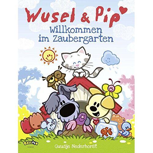 - Wusel und Pip - Willkommen im Zaubergarten - Preis vom 22.06.2021 04:48:15 h