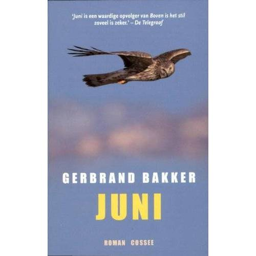 Gerbrand Bakker - Juni - Preis vom 11.06.2021 04:46:58 h