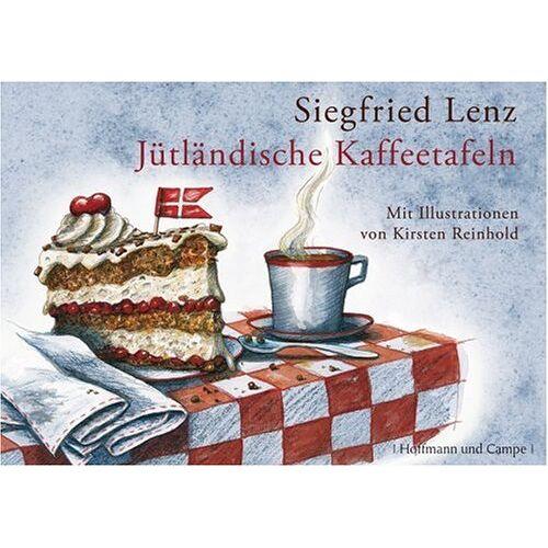 Siegfried Lenz - Jütländische Kaffeetafeln - Preis vom 12.06.2021 04:48:00 h