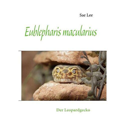 Sae Lee - Eublepharis macularius: Der Leopardgecko - Preis vom 14.06.2021 04:47:09 h