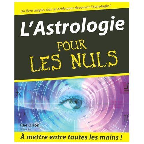 Rae Orion - L'astrologie pour les nuls - Preis vom 15.09.2021 04:53:31 h