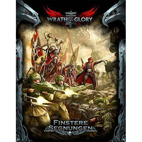 Ross Watson - WH40K Wrath & Glory Finstere Segnungen: Warhammer 40.000 Rollenspiel (Wrath & Glory Rollenspiel) - Preis vom 19.06.2021 04:48:54 h