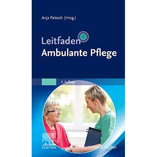 Anja Palesch - Leitfaden Ambulante Pflege (Klinikleitfaden) - Preis vom 11.10.2021 04:51:43 h