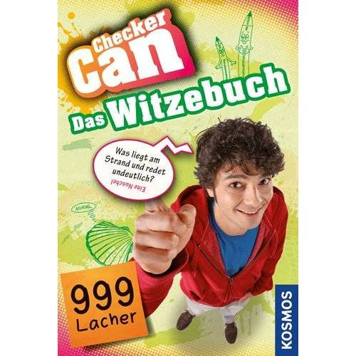 Checker Can - Checker Can: Das Witzebuch: 999 Lacher - Preis vom 19.06.2021 04:48:54 h