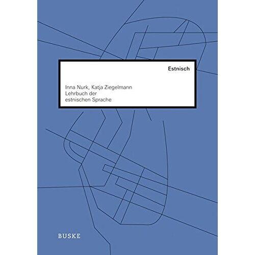Inna Nurk - Lehrbuch der estnischen Sprache: inkl. 1 Audio-CD - Preis vom 21.06.2021 04:48:19 h