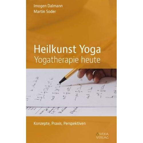 Imogen Dalmann - Heilkunst Yoga - Yogatherapie heute - Preis vom 31.07.2021 04:48:47 h