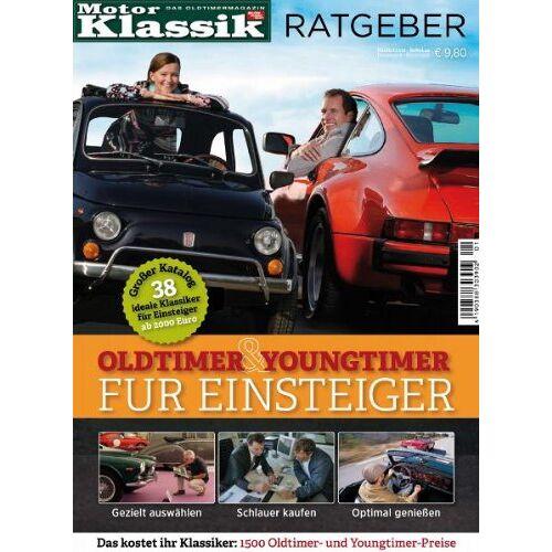 - Oldtimer & Youngtimer für Einsteiger: Motor Klassik Ratgeber - Preis vom 12.06.2021 04:48:00 h