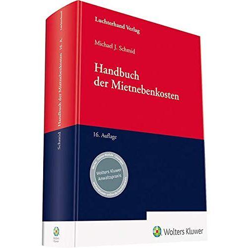 Robert Harsch - Handbuch der Mietnebenkosten - Preis vom 20.06.2021 04:47:58 h