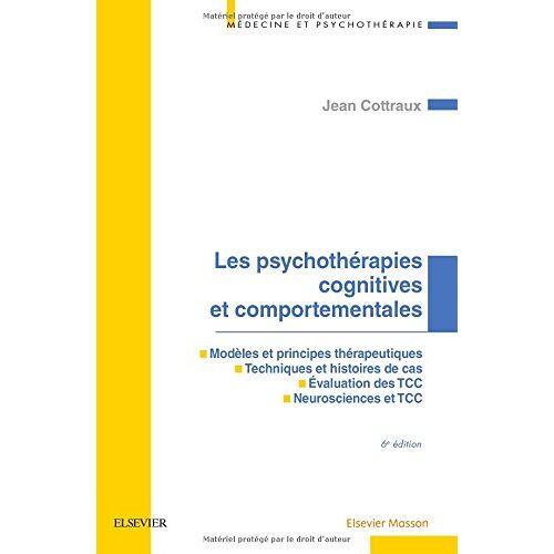 - Les psychothérapies cognitives et comportementales - Preis vom 22.09.2021 05:02:28 h