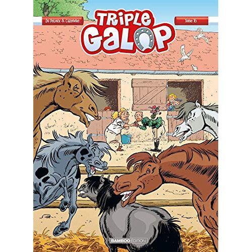 - Triple Galop - tome 16 (Triple Galop (16)) - Preis vom 25.07.2021 04:48:18 h
