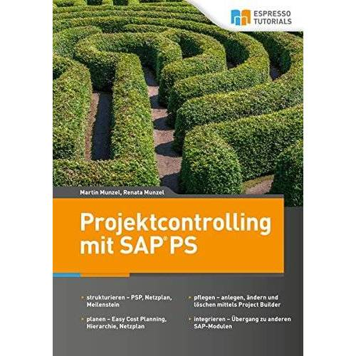 Renata Munzel - Projektcontrolling mit SAP PS - Preis vom 16.06.2021 04:47:02 h