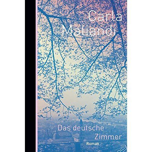 Carla Maliandi - Das deutsche Zimmer: Roman - Preis vom 21.06.2021 04:48:19 h