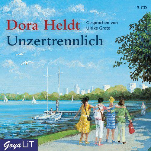 Dora Heldt - Unzertrennlich - Preis vom 19.06.2021 04:48:54 h