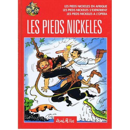 - Les pieds nickelés: Les pieds nickelés en afrique, Les pieds nickelés s'expatrient, Les pieds nickelés à l'opéra - Preis vom 16.05.2021 04:43:40 h