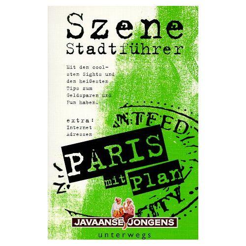 - Szene Stadtführer, Paris mit Plan - Preis vom 15.09.2021 04:53:31 h