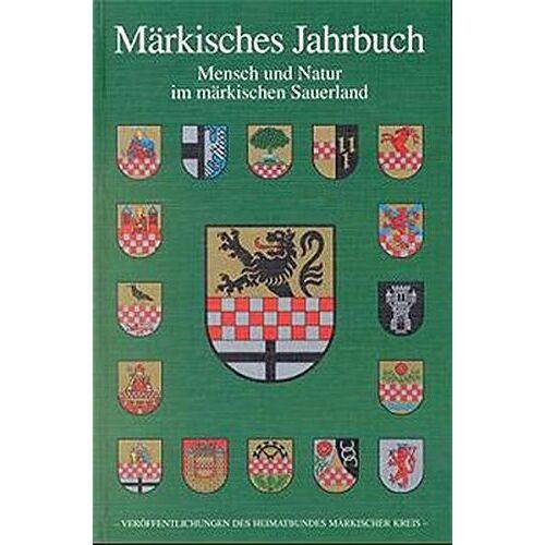 - Märkisches Jahrbuch, Bd.1, Mensch und Natur im märkischen Sauerland - Preis vom 17.05.2021 04:44:08 h