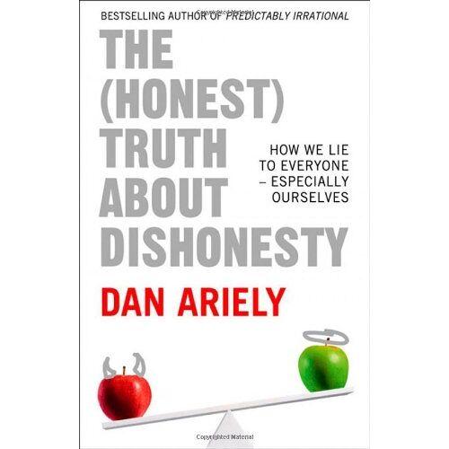 Dan Ariely - (Honest) Truth About Dishonesty - Preis vom 09.06.2021 04:47:15 h