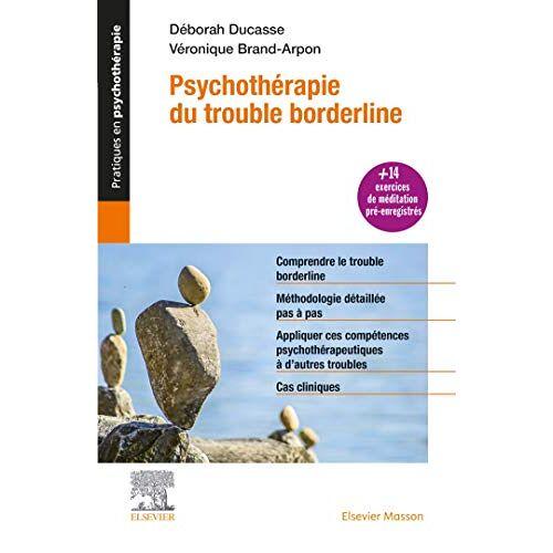 - Psychothérapie du trouble borderline - Preis vom 02.08.2021 04:48:42 h