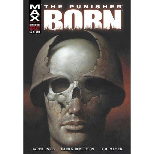 Garth Ennis - Punisher: Born (Punisher (Unnumbered)) - Preis vom 17.05.2021 04:44:08 h