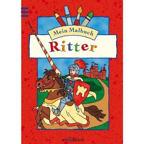 - Ritter, Malbuch - Preis vom 23.07.2021 04:48:01 h