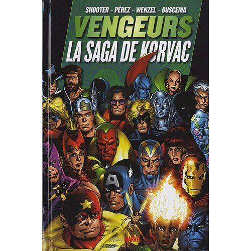 Jim Shooter - Vengeurs, la saga de Korvac - Preis vom 13.06.2021 04:45:58 h