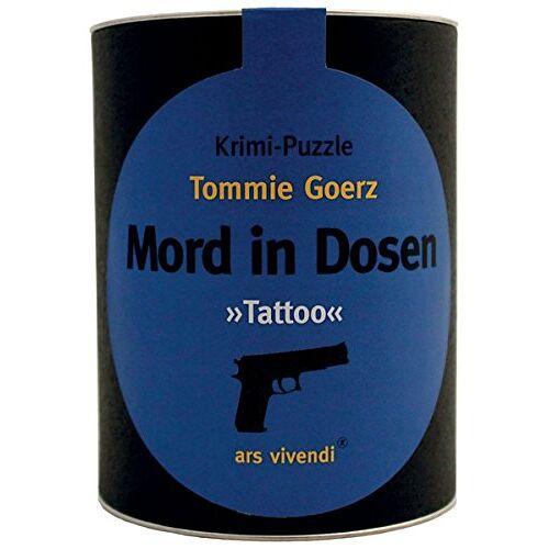 Goerz - Mord in Dosen - Tattoo: Krimi-Puzzle - Preis vom 13.06.2021 04:45:58 h