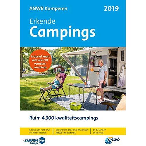 ANWB - ANWB Campinggids 2019 (ANWB kamperen) - Preis vom 23.07.2021 04:48:01 h