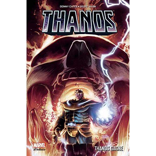 Collectif - Thanos, Tome 2 : Thanos gagne - Preis vom 21.06.2021 04:48:19 h