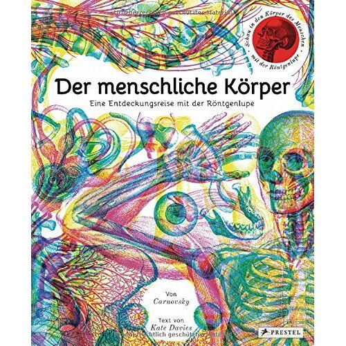 Carnovsky - Der menschliche Körper: Eine Entdeckungsreise mit der Röntgenlupe - Preis vom 25.07.2021 04:48:18 h