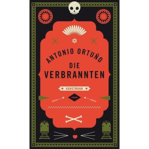 Antonio Ortuno - Die Verbrannten - Preis vom 22.06.2021 04:48:15 h