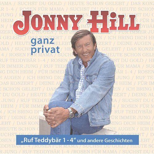 Jonny Hill - Jonny Hill ganz privat - Preis vom 22.06.2021 04:48:15 h