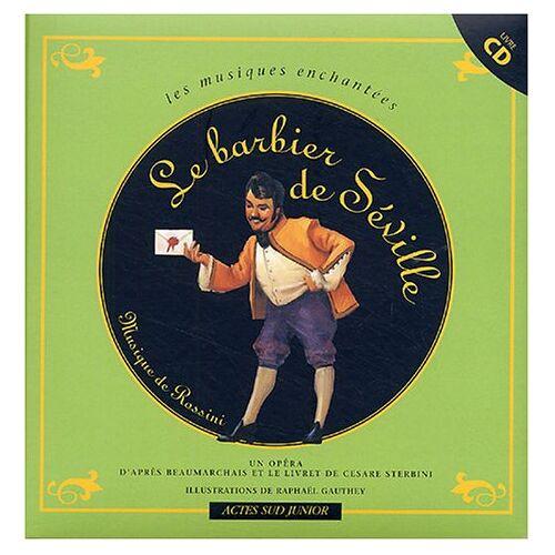 Raphaël Gauthey - Le barbier de Séville (1CD audio) - Preis vom 15.06.2021 04:47:52 h