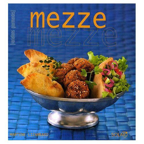 Martine Lizambard - Mezze - Preis vom 19.06.2021 04:48:54 h