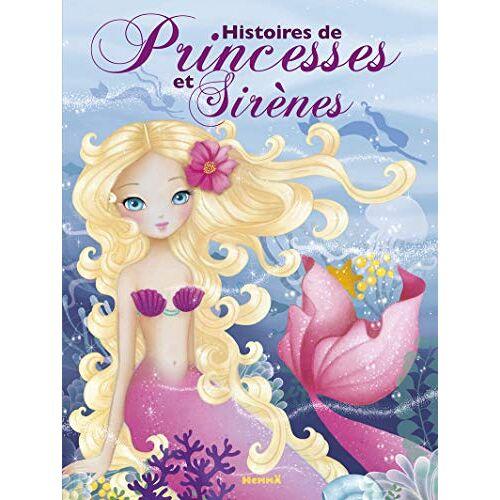 - Histoires de princesses et sirènes - Preis vom 13.06.2021 04:45:58 h