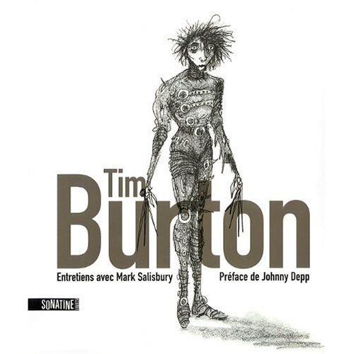Tim Burton - Tim Burton Entretiens Avec Mar FL - Preis vom 30.07.2021 04:46:10 h