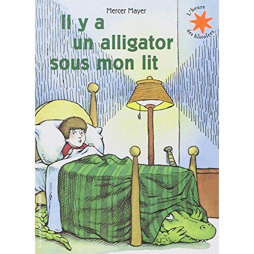 Mayer - Il Y a UN Aligator Sous Mon Lit - Preis vom 18.06.2021 04:47:54 h