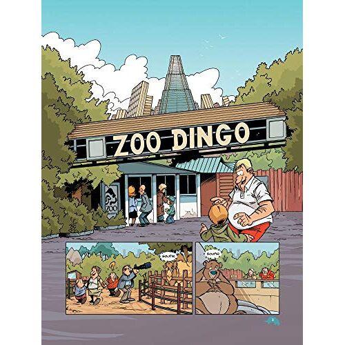 Beno - ZOO DINGO T.2 - MISS ZOO - Preis vom 17.06.2021 04:48:08 h