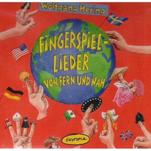 - Fingerspiel-Lieder von fern und nah: Ökotopia Mit-Spiel-Lieder - Preis vom 17.06.2021 04:48:08 h