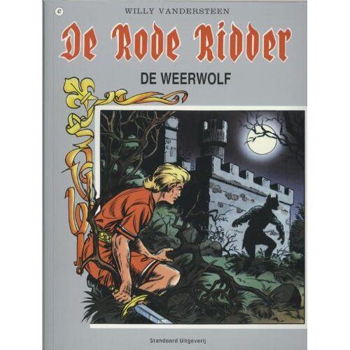 Willy Vandersteen - De weerwolf (De Rode Ridder, Band 47) - Preis vom 16.06.2021 04:47:02 h