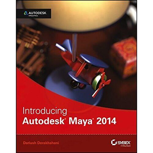 Dariush Derakhshani - Introducing Autodesk Maya 2014: Autodesk Official Press - Preis vom 14.06.2021 04:47:09 h