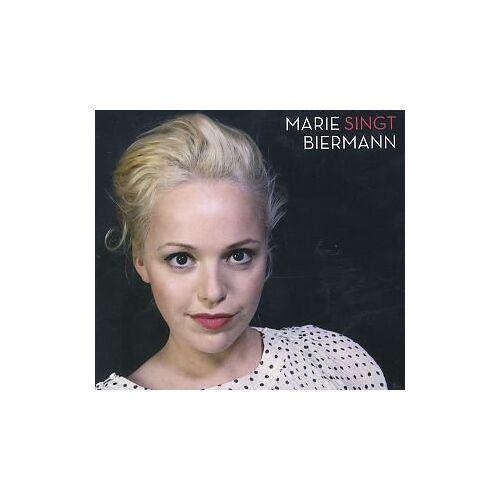 Marie Biermann - Marie singt Biermann - Preis vom 17.06.2021 04:48:08 h