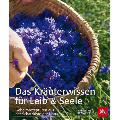 Christine Weidenweber - Das Kräuterwissen für Leib & Seele: Geheimrezepturen aus der Schatzkiste der Natur - Preis vom 28.07.2021 04:47:08 h