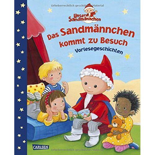 Christian Dreller - Unser Sandmännchen: Das Sandmännchen kommt zu Besuch: Vorlesegeschichten - Preis vom 11.10.2021 04:51:43 h