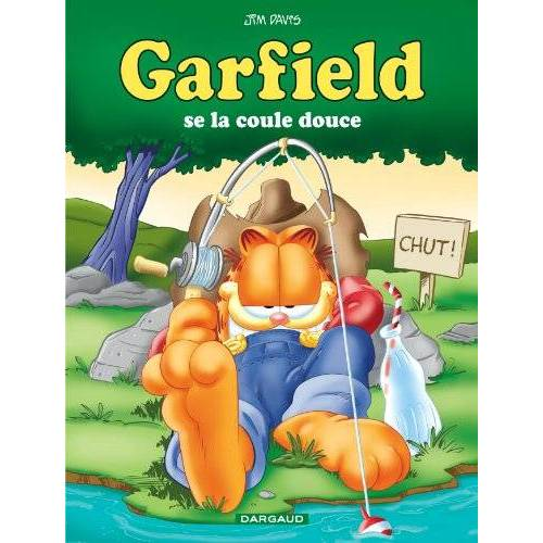 Jim Davis - Garfield, Tome 27 : Garfield se la coule douce - Preis vom 20.09.2021 04:52:36 h