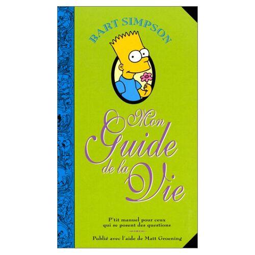 Bart Simpson - Mon guide de la vie (Simpson) - Preis vom 15.06.2021 04:47:52 h
