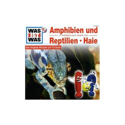 - Was Ist Was Folge 3. Amphibien & Reptilien/ Haie - Preis vom 17.05.2021 04:44:08 h