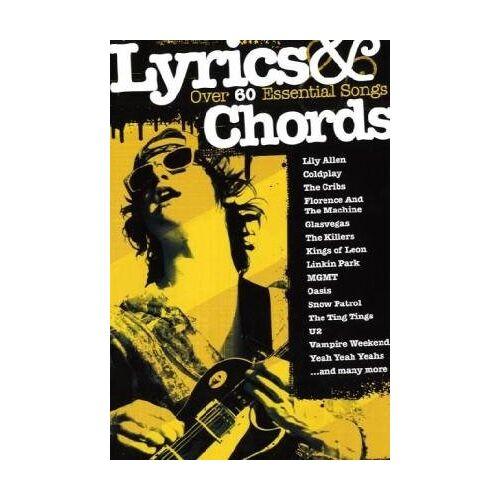 Divers - Lyrics and Chords (Lyrics & Chord) - Preis vom 09.06.2021 04:47:15 h