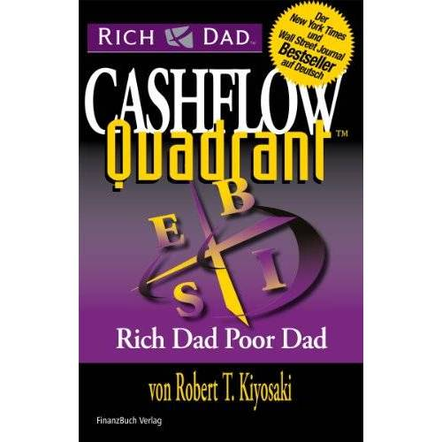 Kiyosaki, Robert T. - Cashflow Quadrant: Rich dad poor dad - Preis vom 22.06.2021 04:48:15 h