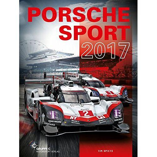 Tim Upietz - Porsche Motorsport / Porsche Sport 2017 - Preis vom 17.06.2021 04:48:08 h